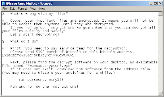 Trojans and RansomWare explained in light of WannaCry RansomWare