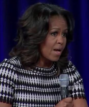 Michelle Obama explains why she's not running for President