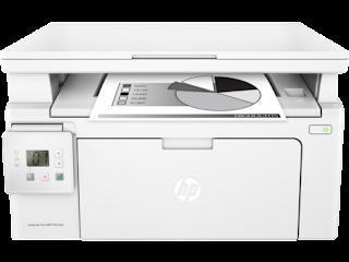 Download HP LaserJet Pro MFP M132 series drivers