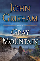 Gray Mountain by John Grisham book cover and review