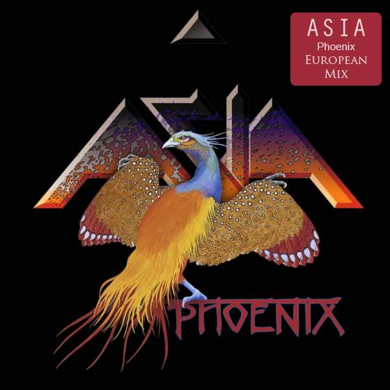 ASIA - Phoenix (Special Edition) [European Mix remastered] (2016) full
