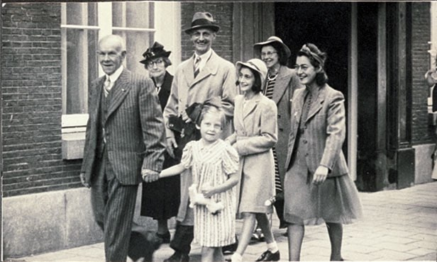 Anne Frank, 16 July 1941 worldwartwo.filminspector.com