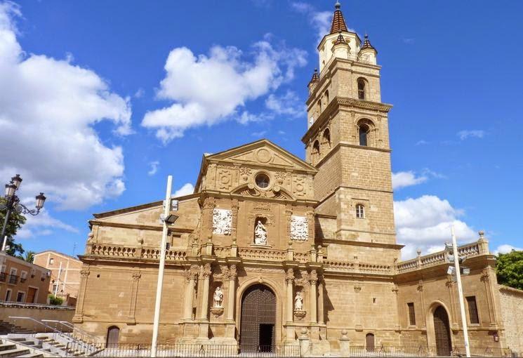 Catedral de Calahorra.