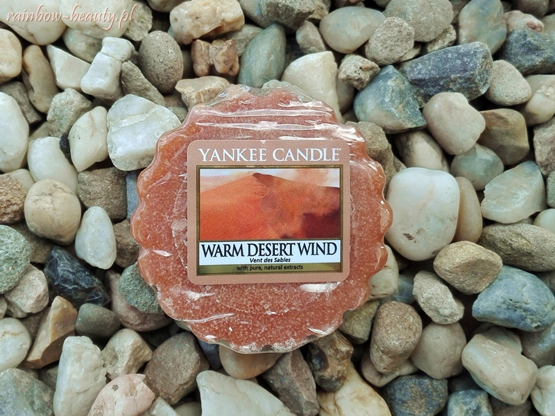 Warm Desert Wind - Yankee Candle