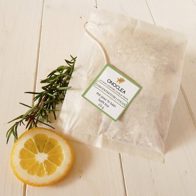 Les thés pour le bain Onoclea