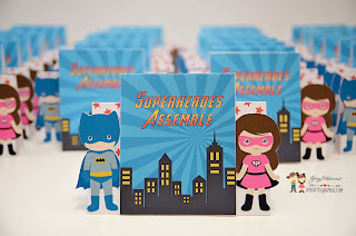 Avengers party, batman party, spiderman birthday, supergirl party