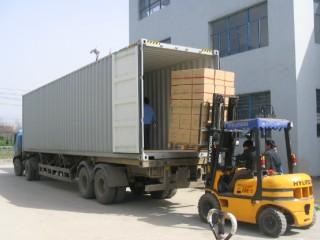 شركة نقليات العجمي شركة شحن بالسعودية |شركة شحن ونقل البضائع  Container-loading