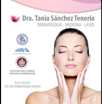 Dra. Tania Sánchez Tenorio