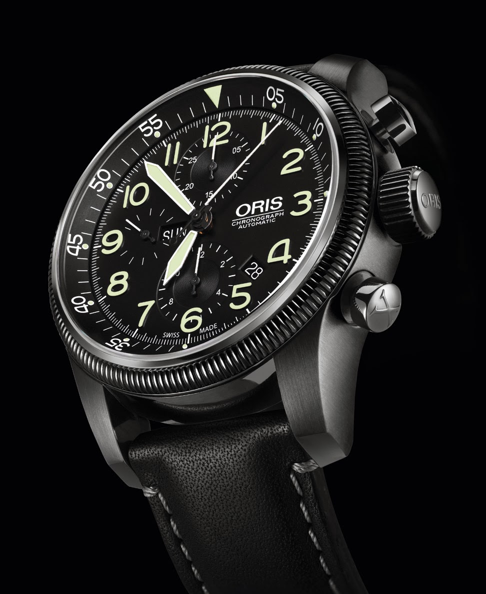 Oris - Big Crown Timer Chronograph
