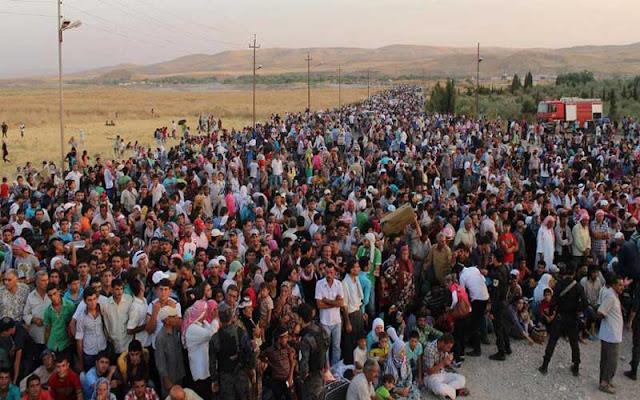 Το προσφυγικό «βάρος» της Ελλάδας
