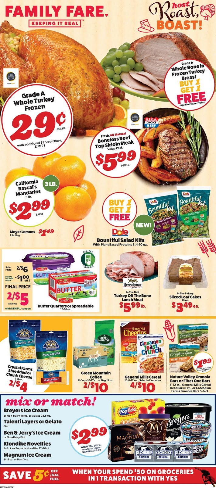 Family Fare Weekly Ad