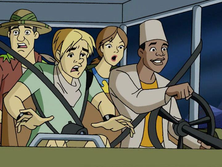 What S New Scooby Doo Resume Mummy Scares Best