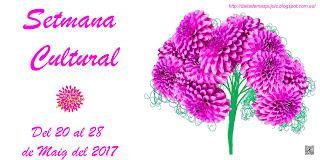 #dalia2017 #daliademaspujols, setmana cultural, Maspujols, Associació de Dones La Dàlia de Maspujols, la Dàlia, la Dàlia de Maspujols,