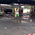 Fire guts Forte Oil petrol station at Lagos Airport
