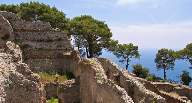 Villa Jois na Ilha de Capri