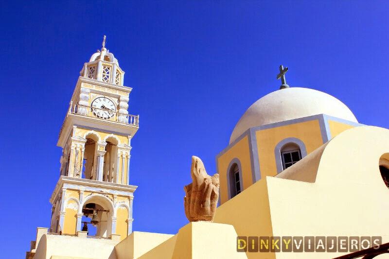 Catedral Católica de Fira