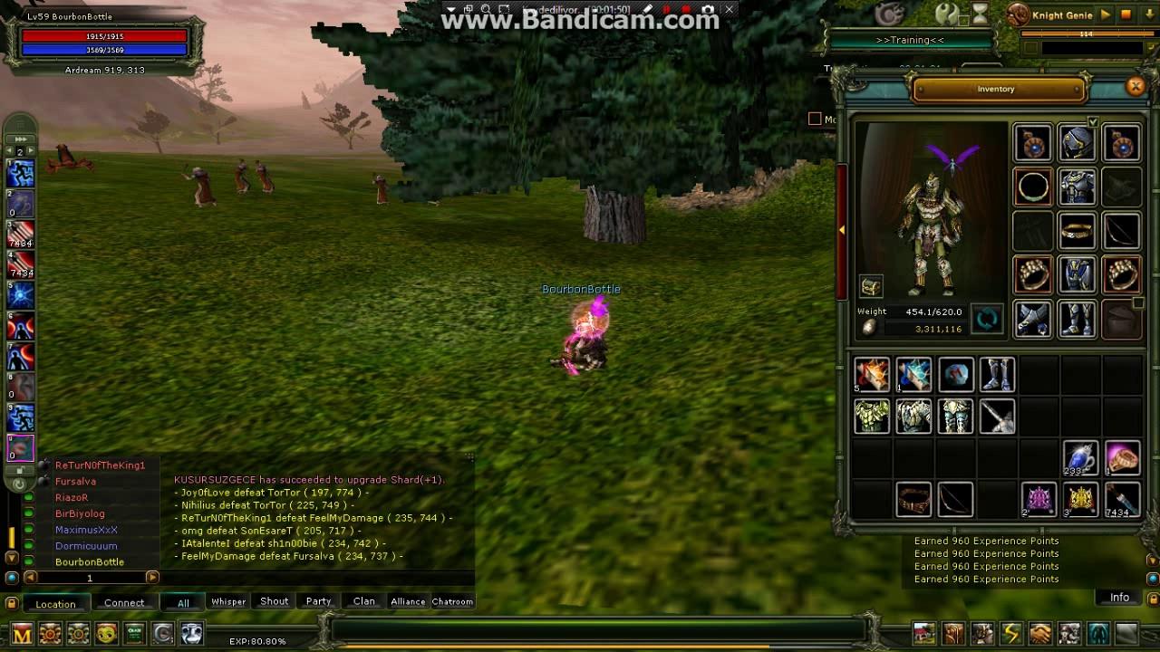 d4a9b769c47b3 Knight Online Ardream Farm Yapma Zamanı | Kafalar Cennet