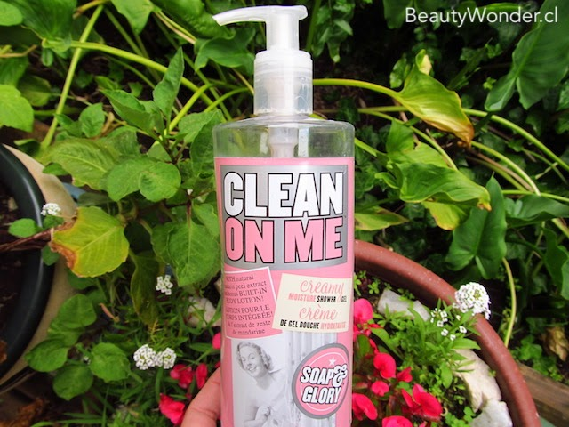 soap and glory gel de ducha precio