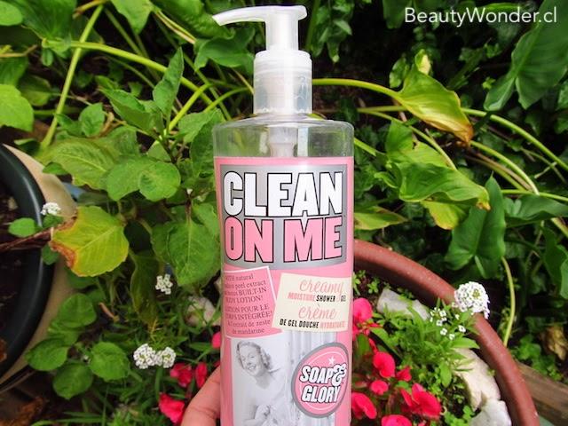 soap and glory gel de ducha precio