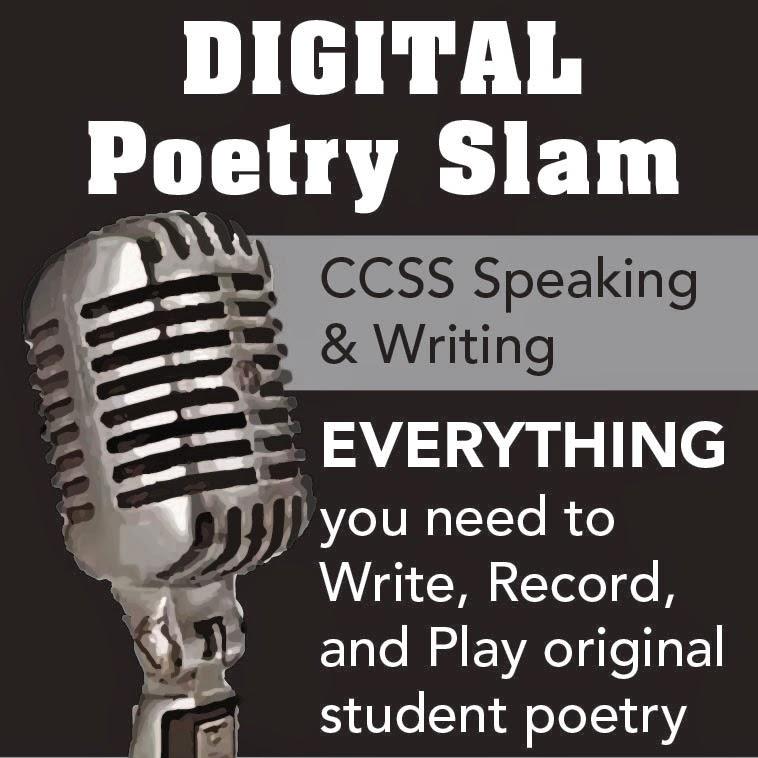 Digital Poetry Slam