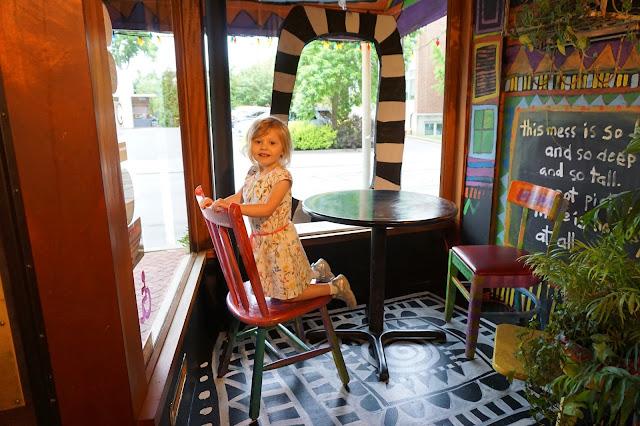 Stella at Third Street Stuff & Coffee