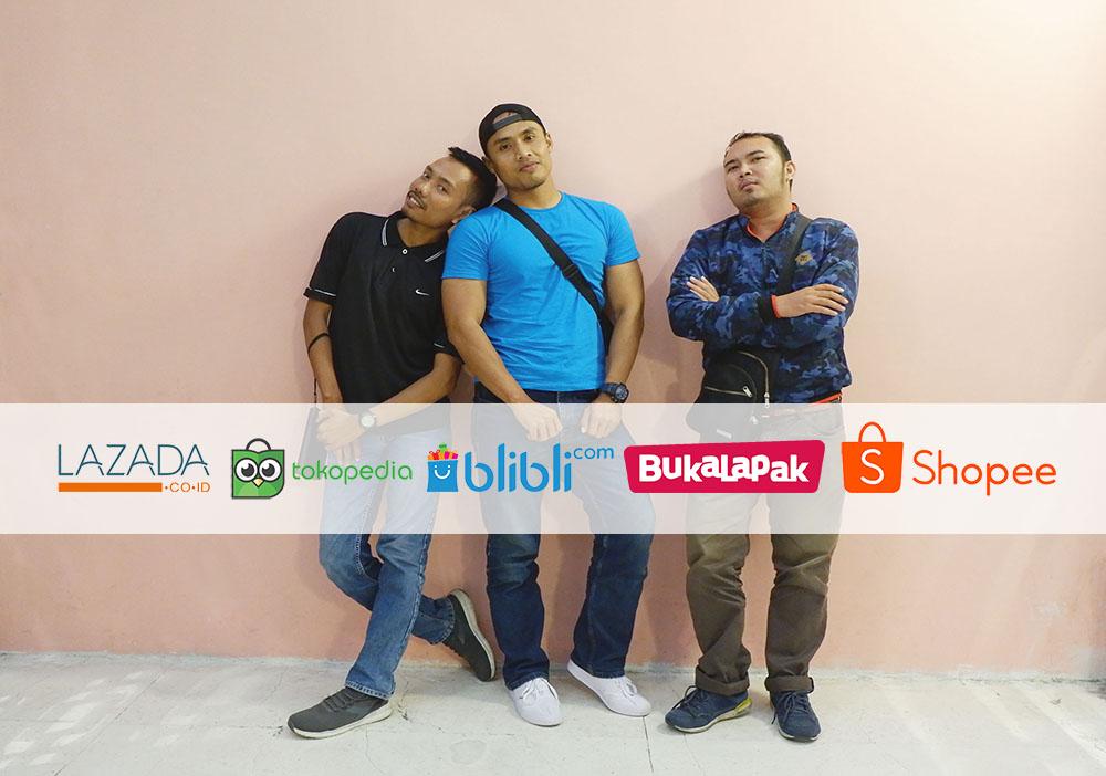 Daftar Promo Toko Online Terbaik di Event Belanja 11.11, Promos diskon Toko Online Tokopedia shopee blibli lazada tokopedia bukalapak