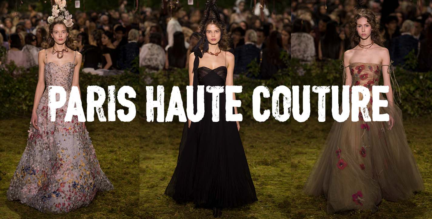Eniwhere Fashion - Paris Haute Couture
