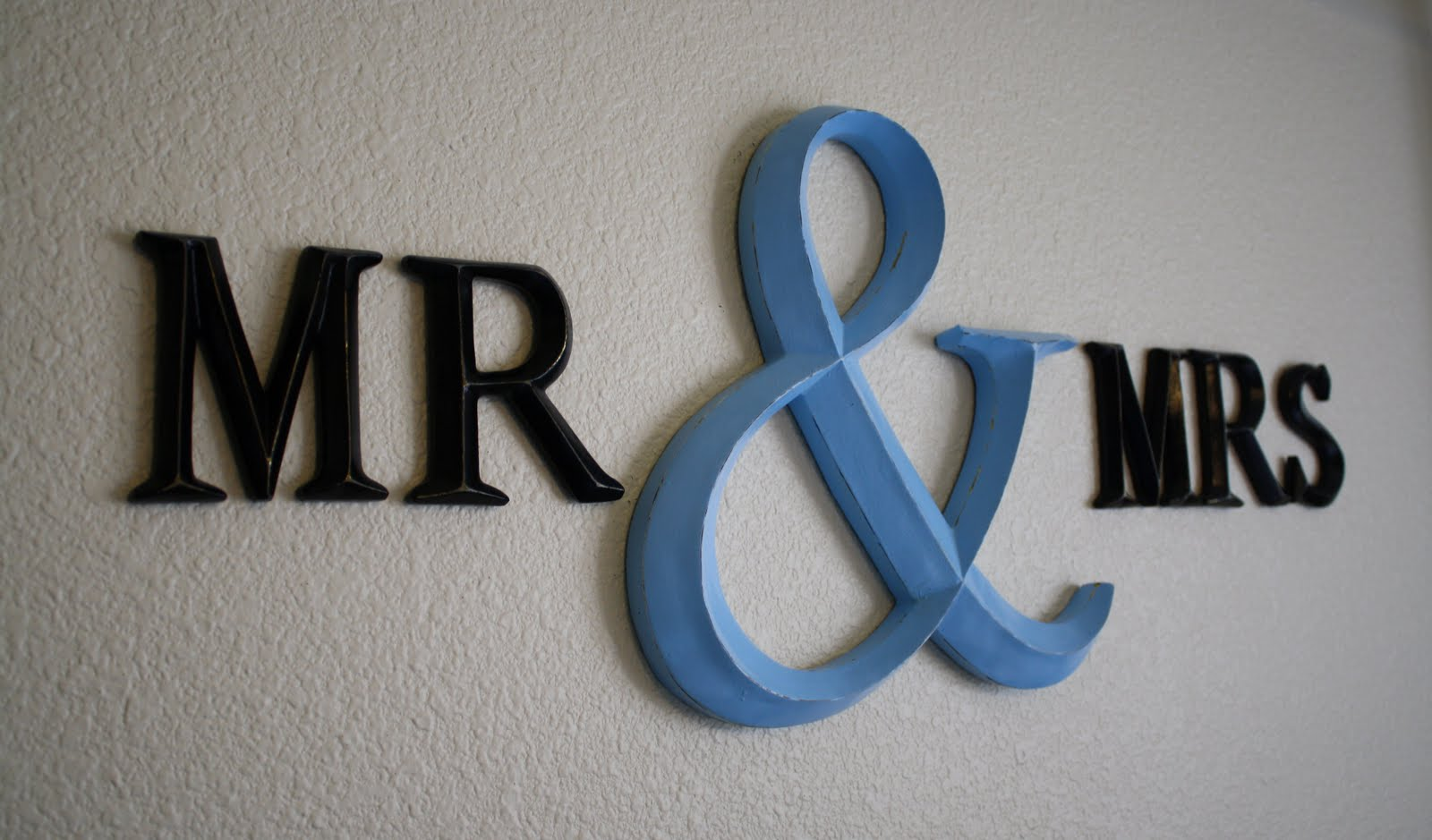 When the hubs and I got married we had a little trouble picking sides of the. Mr And Mrs Bedroom Set