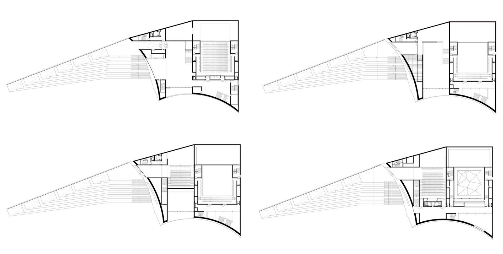 Auditorio y palacio de congresos by Estudio Barozzi Veiga