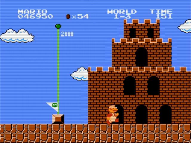 Super Mario Bros 1985 Free