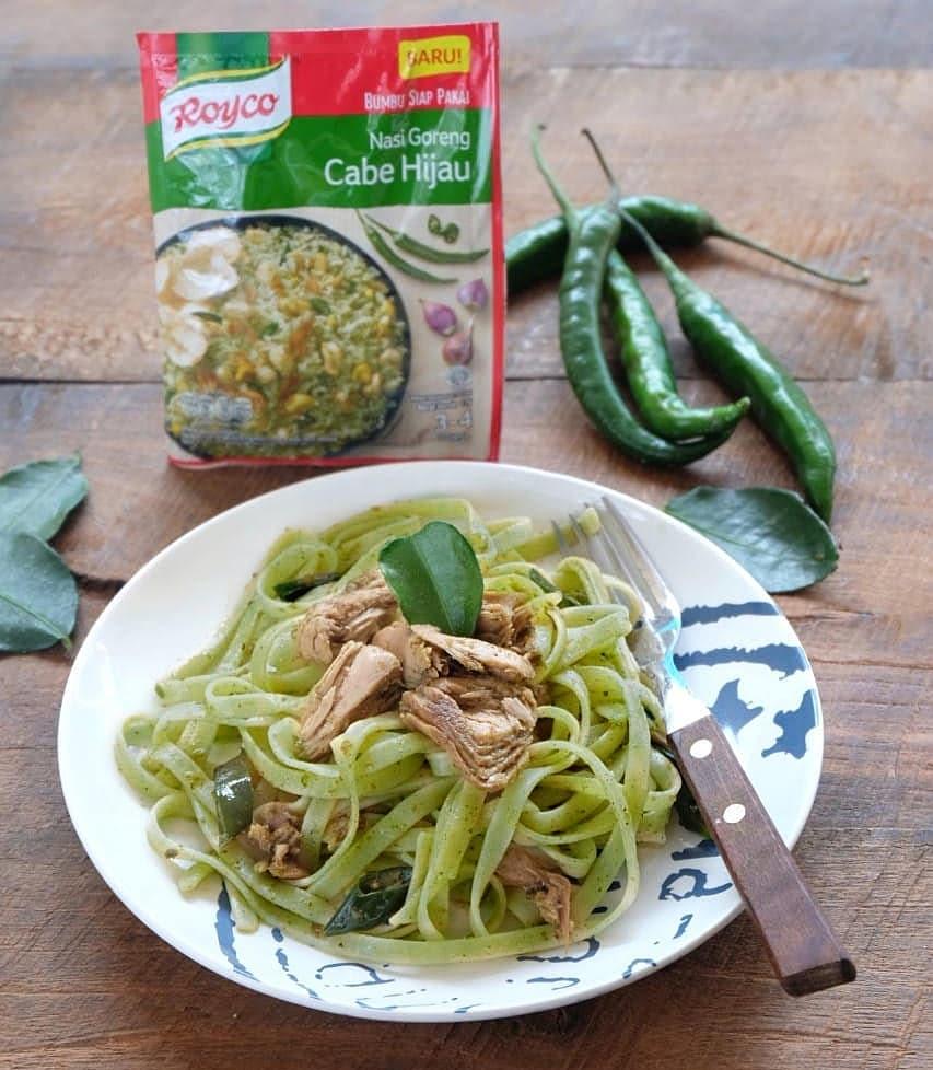 Resep Fettucini Tuna Cabe Hijau Kumpulan Resep Masakan Rumahan Untuk Sehari Hari Dirumah Aneka Menu Makanan Indonesia Kumpulan Resep Masakan Rumahan Enak Dan Sederhana