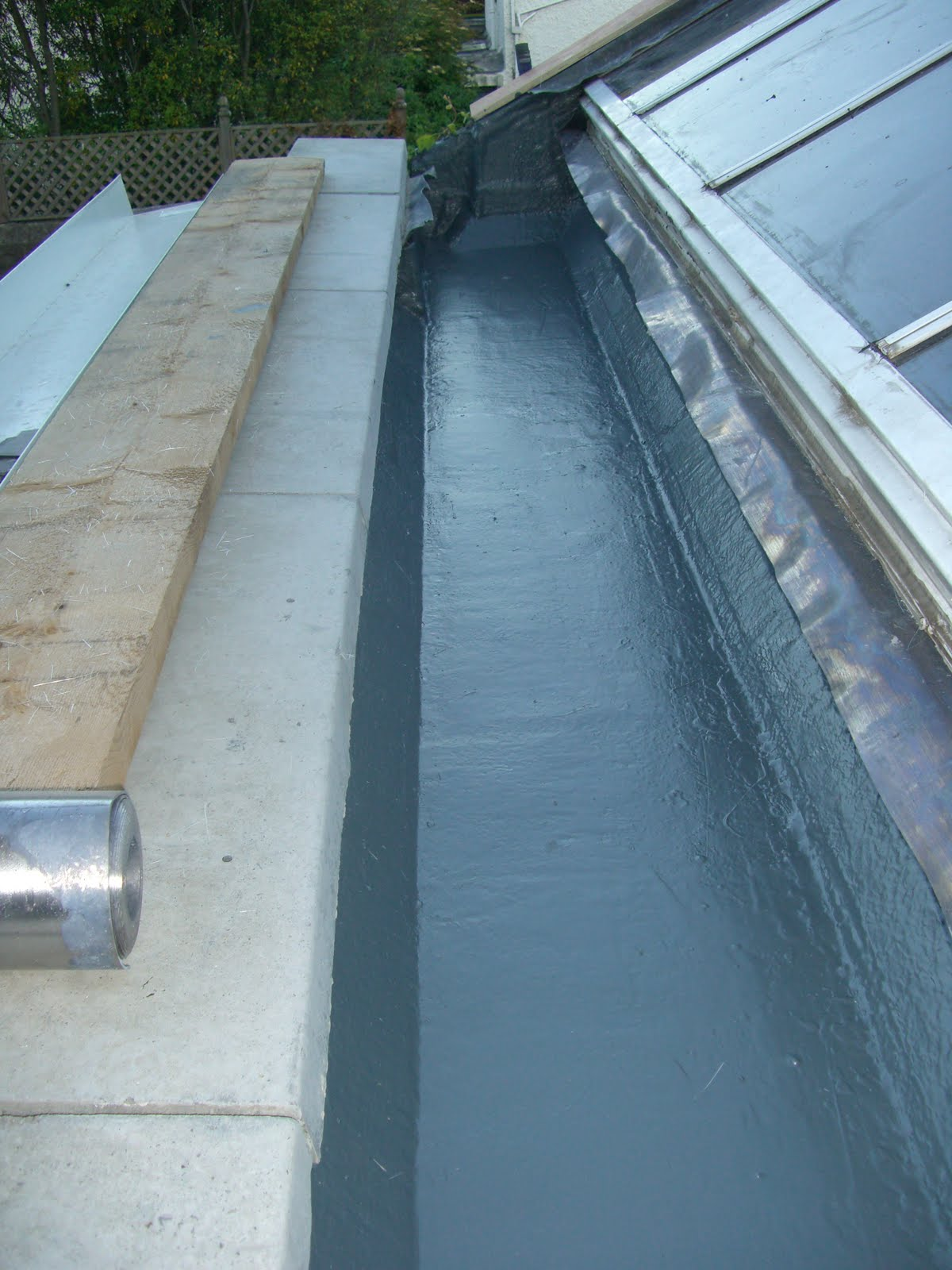 Fibreglass Flat Roofing Fibreglass Grp Flat Roofing