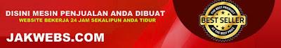 JASA PEMBUATAN WEBSITE JAKARTA, JASA BUAT WEBSITE MURAH
