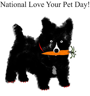 #NationalLoveYourPetDay