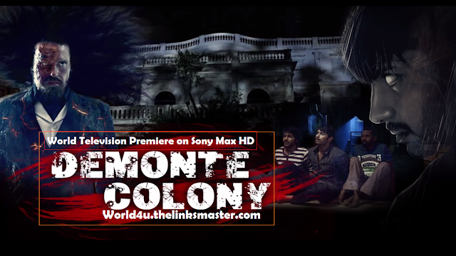 Demonte Colony Official Hind Dubbed Reviews,Cast & Release Date