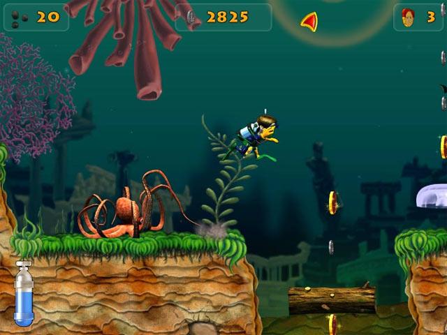 صورة توضيحية 2 للعبة هجوم القرش - تحميل العاب مجانا