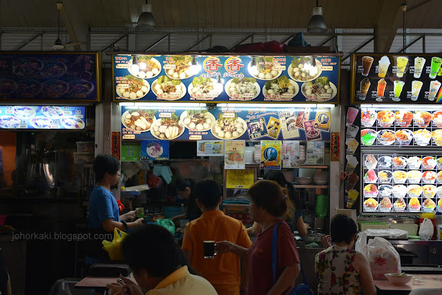 Xiang-Xiang-Fish-Ball-Noodles-Chong-Pang-Singapore-香香鱼圆面