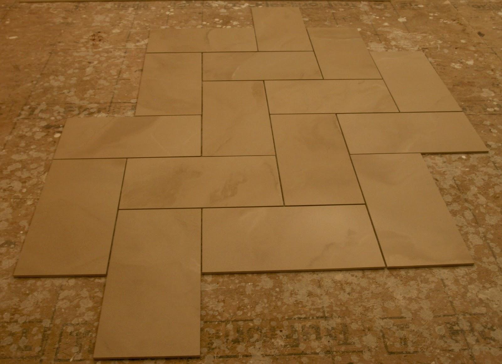 3 Tile Patterns For Floors