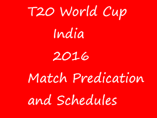 Icc World cup 2016 India match
