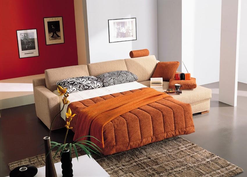 cama habitación pequeña