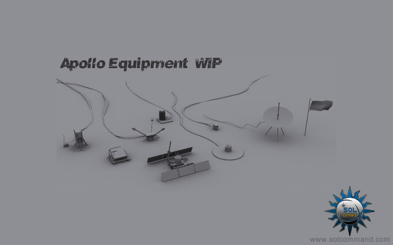 Apollo equipment free download 3d model solcommand design creative