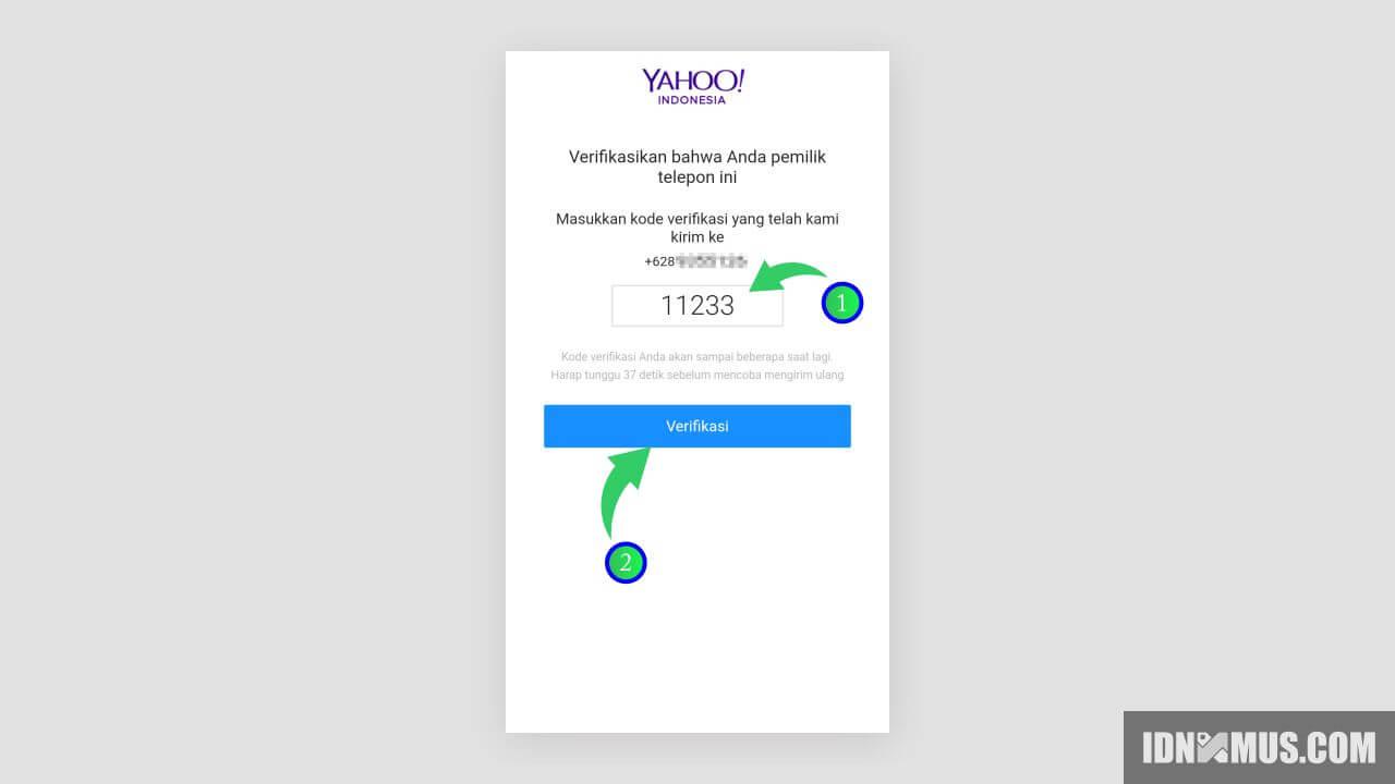 Cara Buat Email Yahoo Indonesia