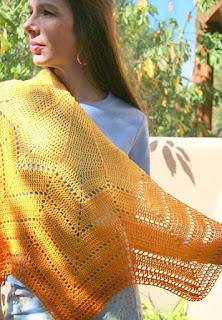 Solar - Crochet Pattern by Karen Whooley