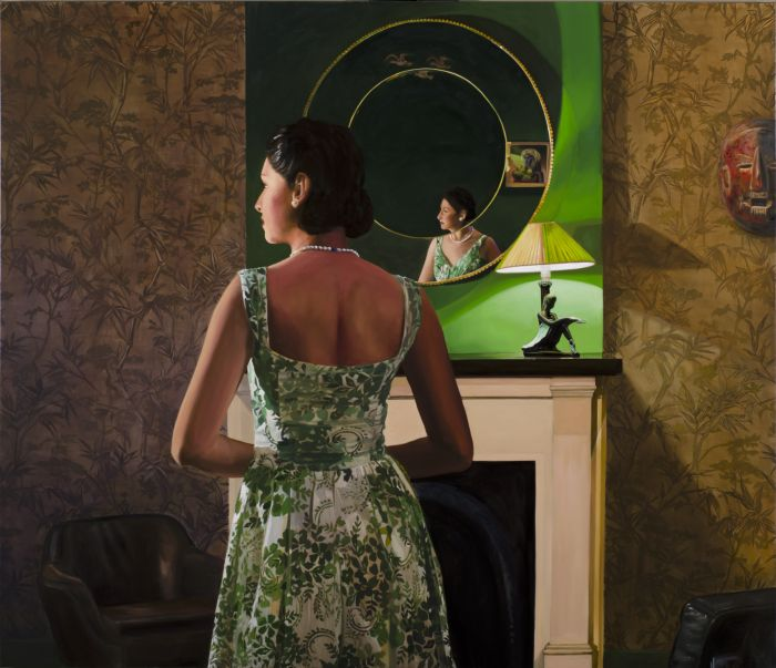 Австралийский художник. Dianne Gall