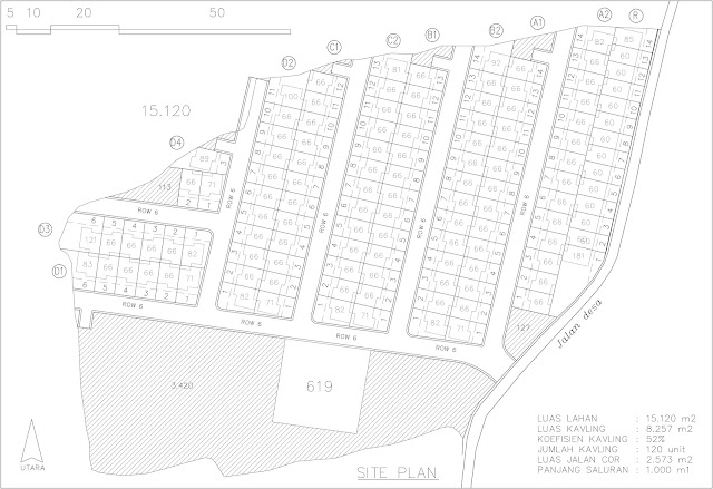 Site Plan Sutet