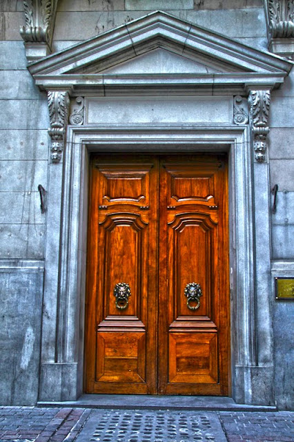 Fotos.Puertas de calle