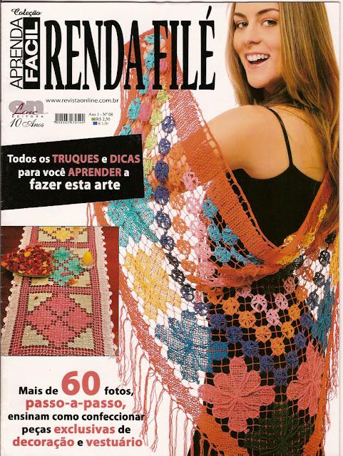 Crochet Esquemas: Muchos esquemas lindos
