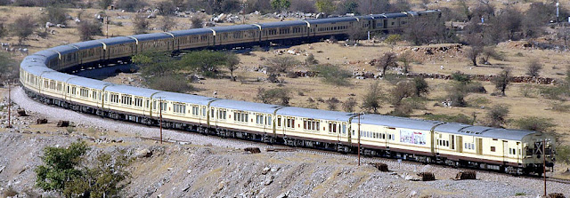 Palace on Wheels - Luxury Train Travel