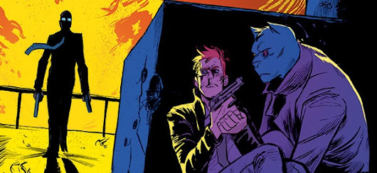 Spencer and Locke #4 Review