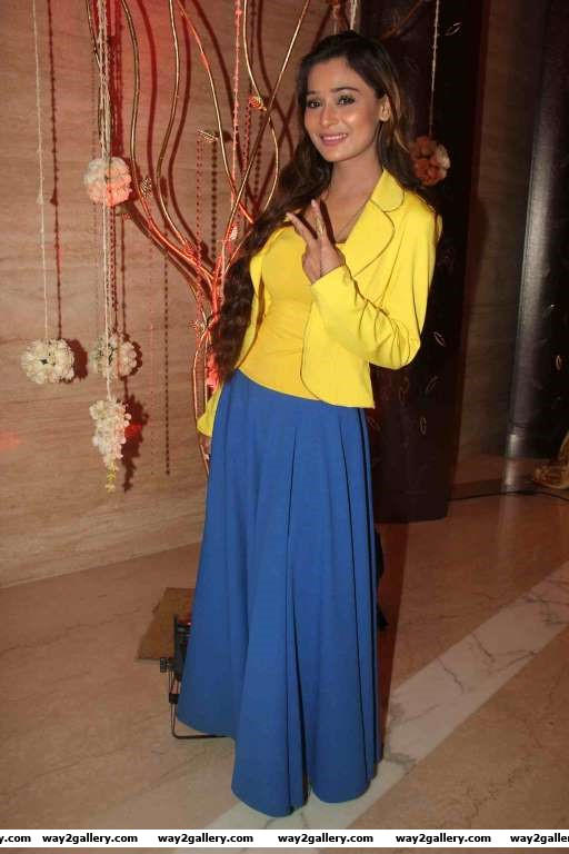 Sara Khan attended the birthday bash of television producer Rashmi Sharma
